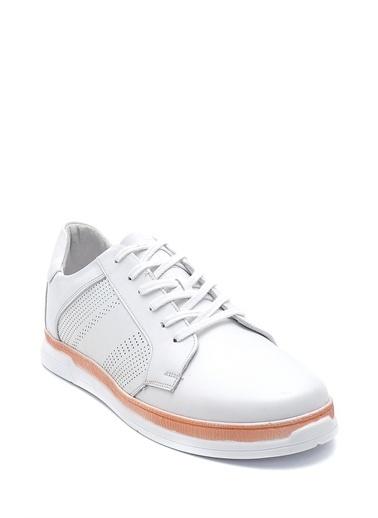 Derimod Erkek Ayakkabı(4044-059) Sneaker Beyaz